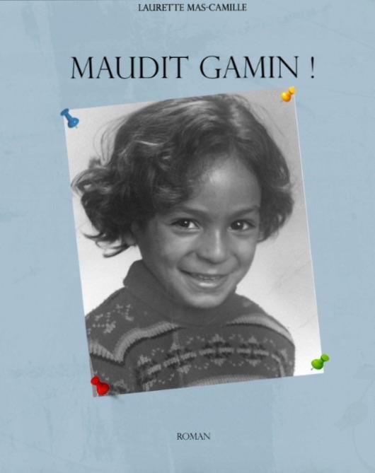 La pochette du livre Maudit Gamin