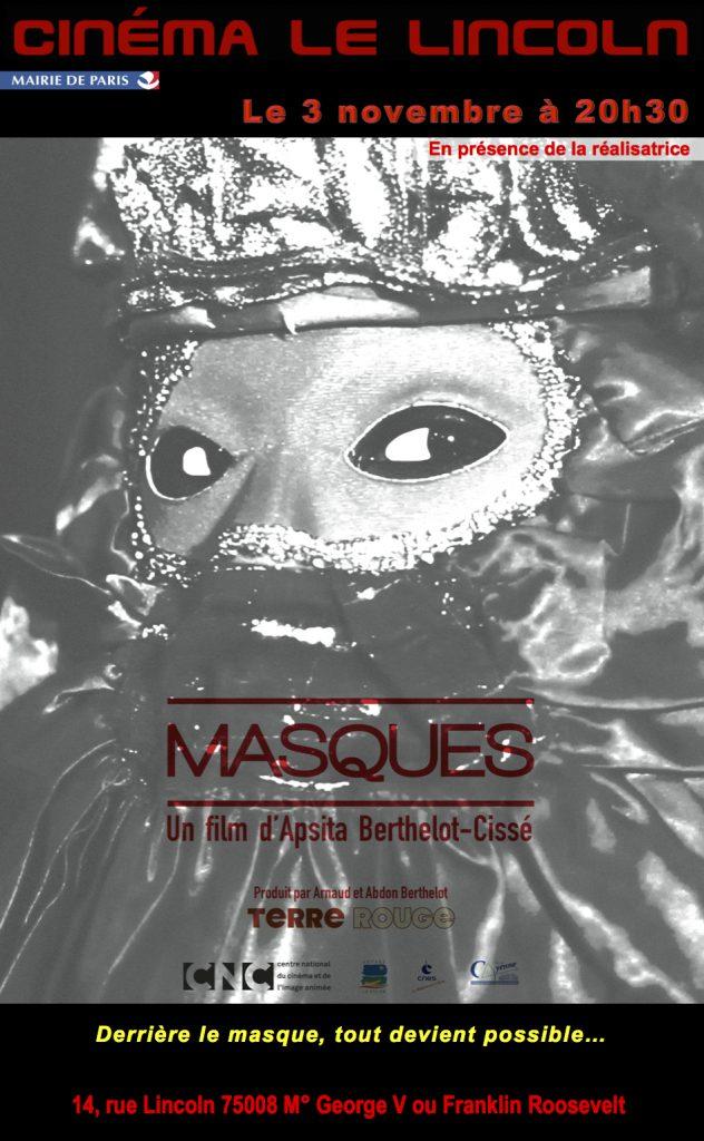 Masques, le film événement sur le carnaval