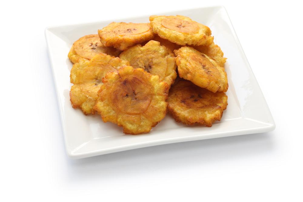 Banan peze le d lice ha tien blake s - Comment cuisiner les bananes plantain ...